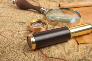 26602897_m compass and map